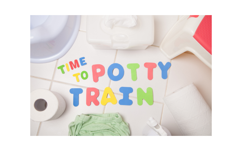 items needed to start successful potty training
