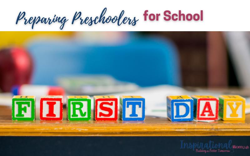Preparing Your Preschooler for School
