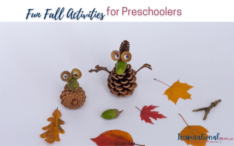 Fun Fall Activities for Preschoolers